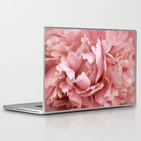 peony Laptop & iPad Skins featuring Peony by Cindi Ressler Photography