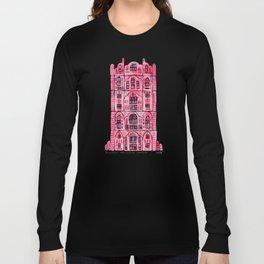 Hawa Mahal – Pink Palace of Jaipur, India Long Sleeve T-shirt