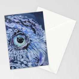 Owl At Twilight Stationery Cards