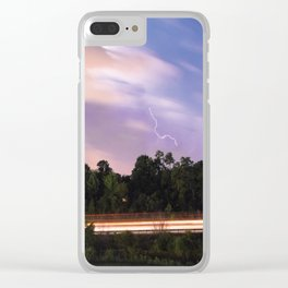 Lucky Strike Clear iPhone Case