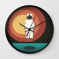 brand new Wall Clocks featuring Brand New by brittcorry