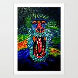 Grafiki Art Print