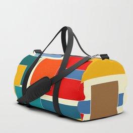 Color Blocks #8-3 Duffle Bag