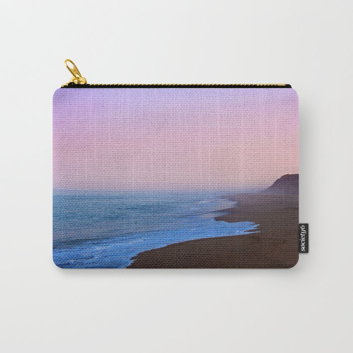 Mist and Sand Carry-All Pouch