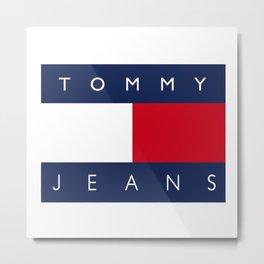 TOMMY JEANS Metal Print