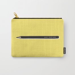 Make your mark pencil Carry-All Pouch