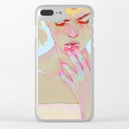 ?'s Clear iPhone Case
