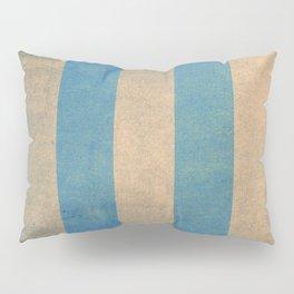 Vintage striped deck chair cover Pillow Sham