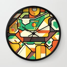 Buzz Lightyear Wall Clock