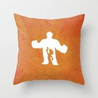 Wreck-It Ralph Throw Pillow