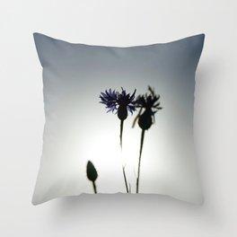 Flower Photography by Alexander Sinn Throw Pillow