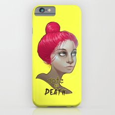 date or death iPhone 6s Slim Case