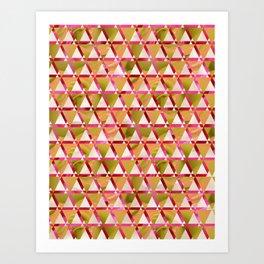Tessa 3 Art Print