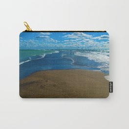 The point of Point Pelee National Park, Canada Carry-All Pouch