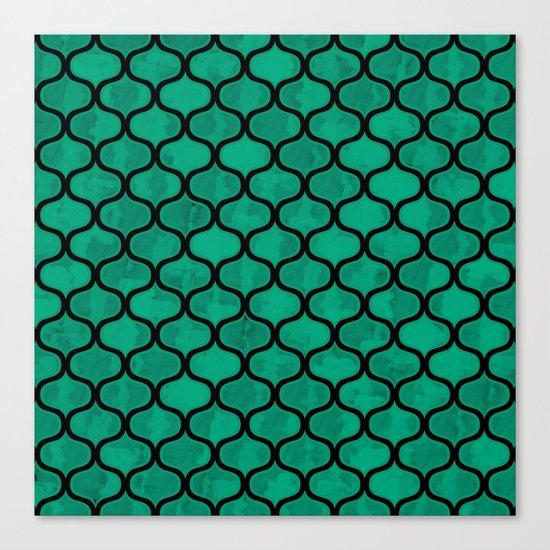 Lovely Pattern VV Canvas Print