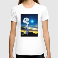 celestial T-shirts featuring Celestial by Danielle Tanimura