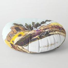 Saint-Louis-01 Floor Pillow