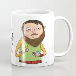 Weird Beard Coffee Mug