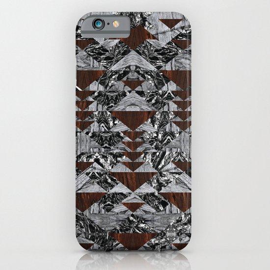 Wood Galaxy iPhone & iPod Case