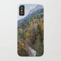 forrest iPhone & iPod Cases featuring Forrest  by Veronika