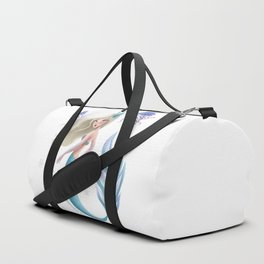 Winter Mermie Duffle Bag