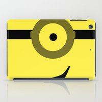 minions iPad Cases featuring Minions Banana? by ZenthDesigns