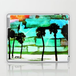 Florida Beach Laptop & iPad Skin