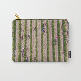 Grape Vine Carry-All Pouch