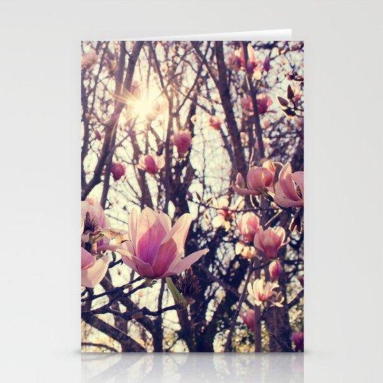 Dreamy Light! Stationery Cards