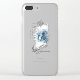You're My Wonderwall Clear iPhone Case