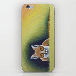 Autumn Fox (2015) iPhone Skin