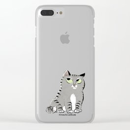 Simon Clear iPhone Case