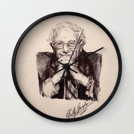 BERNIE SANDERS Wall Clock