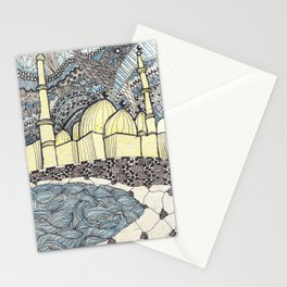 mosque Stationery Cards