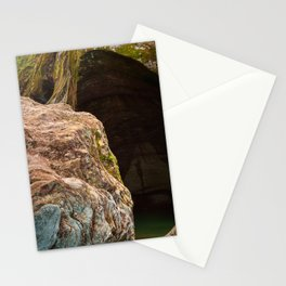 Gobble Rock Cave Stationery Cards