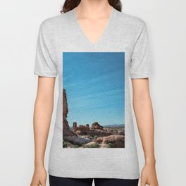 Arches Handstand Unisex V-Neck