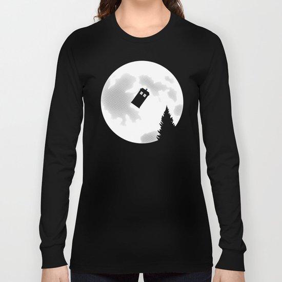 Dr Phone Home Long Sleeve T-shirt