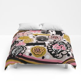 We go way back Comforters