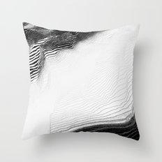 Chasm Throw Pillow
