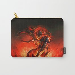 driven by the strength of the enemy Carry-All Pouch