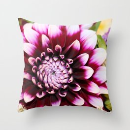 Hannah's Flower #1 Throw Pillow