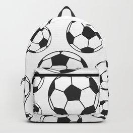 Soccer Balls Backpack