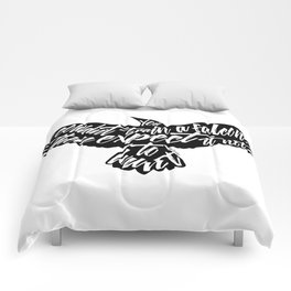 Six of Crows - Falcon design Comforters
