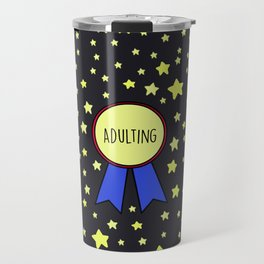 Adulting Award Travel Mug