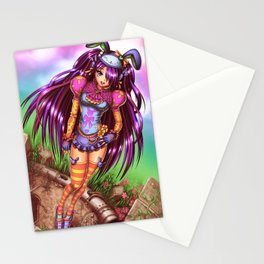 Anime Stationery Cards