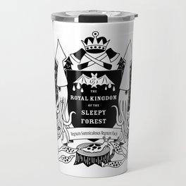 The Royal Kingdom of the Sleepy Forest Travel Mug