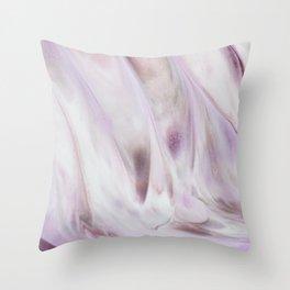 mixed pastel Throw Pillow