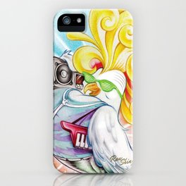 Pop Rooster iPhone Case