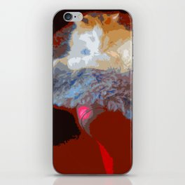 Just Chilling... iPhone Skin