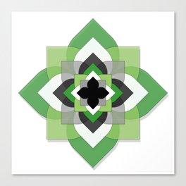 Aro Flower Canvas Print